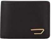 Diesel Neela Leather Bi-fold Wallet, Black