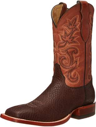 """Justin Boots Men's 11"""" AQHA Collection"""