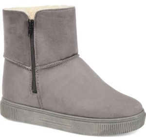 Journee Collection Women's Stelly Winter Boots Women's Shoes