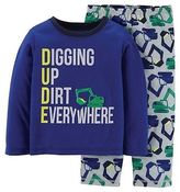 Just One You® made by Carter's Toddler Boys' 4-Piece Pajama Set - Blue