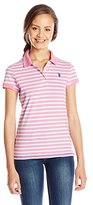 U.S. Polo Assn. Junior's Short Sleeve Jersey Polo