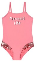 Hula Star Toddler Girl's Mermaid Life One-Piece Swimsuit