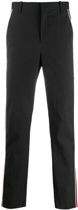 Neil Barrett Side Stripe Chino Trousers