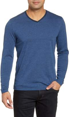 Robert Barakett Flatrock Regular Fit V-Neck T-Shirt