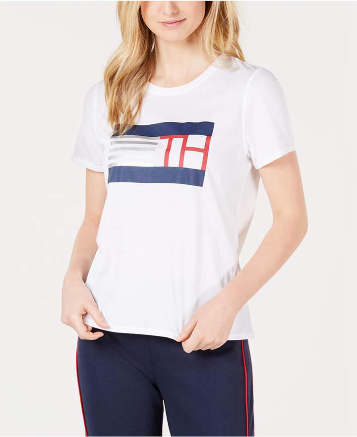 9f993b8e Tommy Hilfiger Logo Tee - ShopStyle
