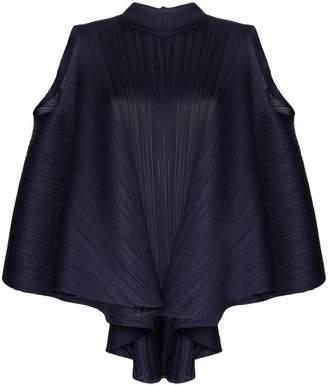 Pleats Please Issey Miyake pleated sleeveless top
