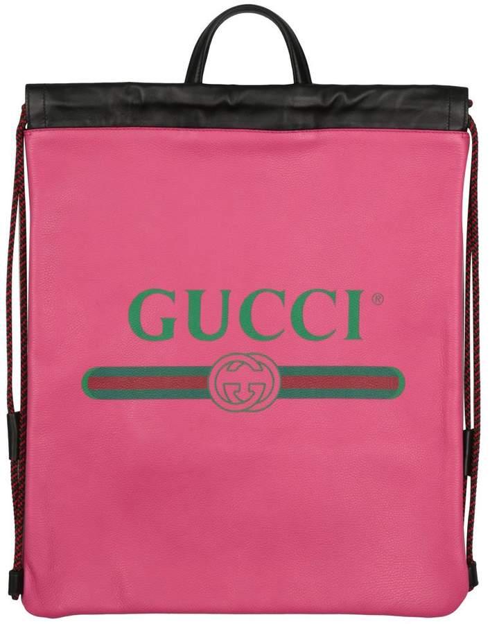 Gucci 1980's Bag Backpack