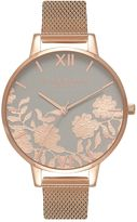 Love **Lace Detail Watch by Olivia Burton