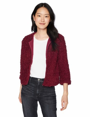 BB Dakota Women's Can't Touch This Faux Fur Jacket