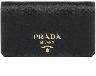 Prada Saffiano Chain Shoulder Bag