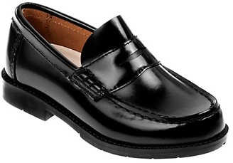 Boy's Academie Gear Josh Leather Penny Loafers