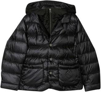 Herno Black Down Jacket