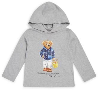 Ralph Lauren Kids Polo Bear Hoodie (5-7 Years)