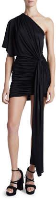 Redemption Jersey One-Shoulder Dress