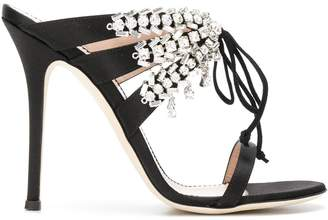 Giuseppe Zanotti Madelyn crystal-embellished sandals