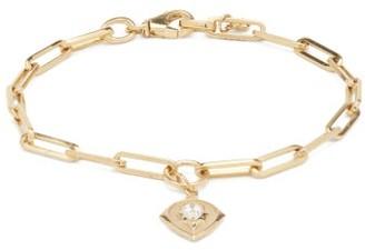 Jade Trau - Envoy Diamond & 18kt Gold Bracelet - Yellow Gold