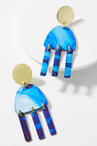 Sibilia Movement Fringe Earrings