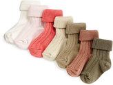 Bonpoint Childrenswear Ribbed-Knit Sock Set