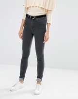Vero Moda High Waisted Skinny Jeans