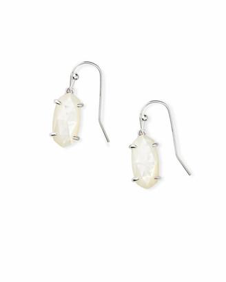 Kendra Scott Lemmi Drop Earrings in Silver