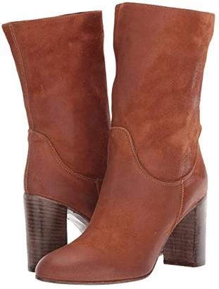 Free People Dakota Heel Boot (Taupe) Women's Boots