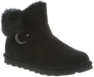 BearPaw Koko Faux Fur Lined Ankle Boot