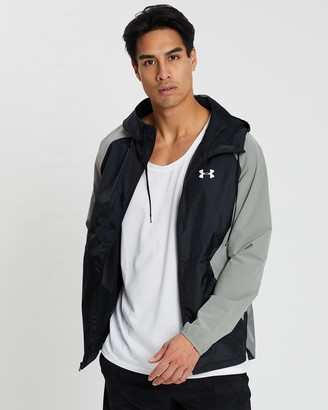 Under Armour Stretch-Woven Hooded Jacket