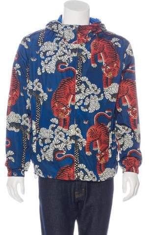 Gucci 2017 Tiger Print Jacket