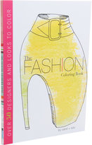 Harcourt Trade Publishers The Fashion Coloring Book