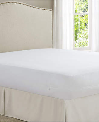 All-In-One Cool Bamboo Queen Mattress Protector with Bed Bug Blocker