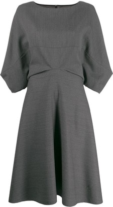 Chalayan Ruched Detail Dress