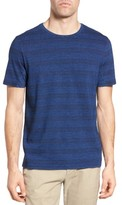 Michael Bastian Men's Stripe Crewneck T-Shirt