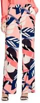 Vince Camuto Women's Vince Camuot Modern Tropics Wide Leg Pants