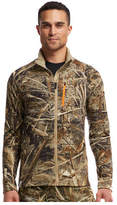 Icebreaker Men's Sierra Long Sleeve Zip Jacket Real Tree Jackets