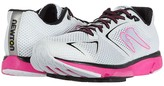 Newton Running Distance S 9 (White/Fuchsia) Women's Running Shoes