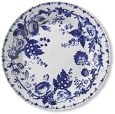 Williams-Sonoma Williams Sonoma French Blue Bouquet Dinner Plates, Set of 4, Floral