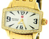 Michele Diamond Gold-tone Women's Watch MWW02R000002