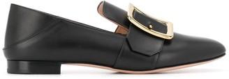 Bally Janelle buckled slip-on loafers
