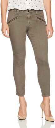 Jag Jeans Women's Petite Petite Ryan Skinny Jean in Color Knit Denim