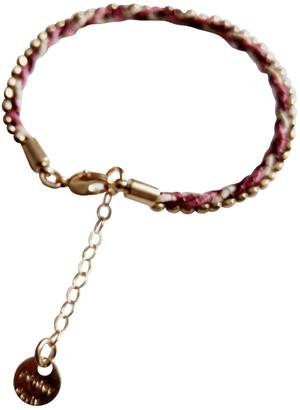 Polder Pink Metal Bracelets