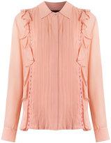 Andrea Bogosian - silk shirt - women - Silk - P