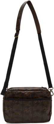 Needles Brown Papillon Messenger Bag