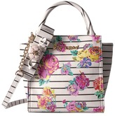 Betsey Johnson Petal To The Metal Tote Tote Handbags