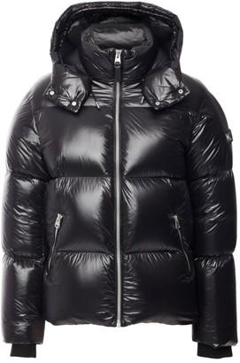 Mackage Kent Sheepskin & Down Puffer Jacket