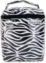 Trend Lab Zahara Zebra Print Bottle Bag