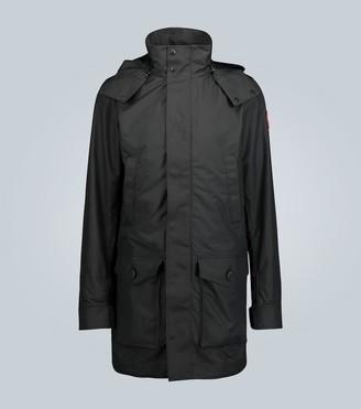 Canada Goose Crew Trench technical fabric coat