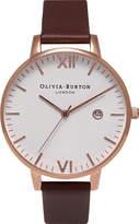 Olivia Burton OB15TL01 timeless stainless steel watch
