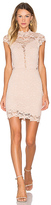 Nightcap Clothing Dixie Lace 16th District Mini Dress