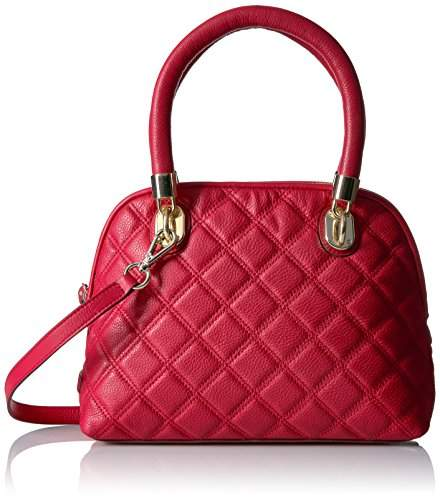 Cole Haan Benson Quilted Small Dome Satchel