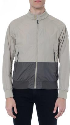 Colmar Light Beige And Grey Bomber Jacket